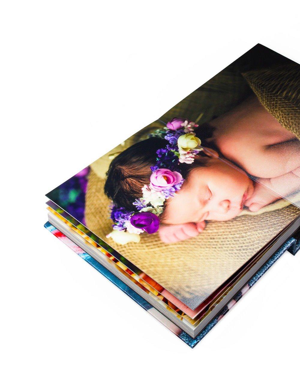 Zno Flush Mount Albums Photo Book